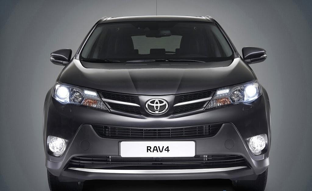 RAV4 με νέα τετρακίνητη έκδοση