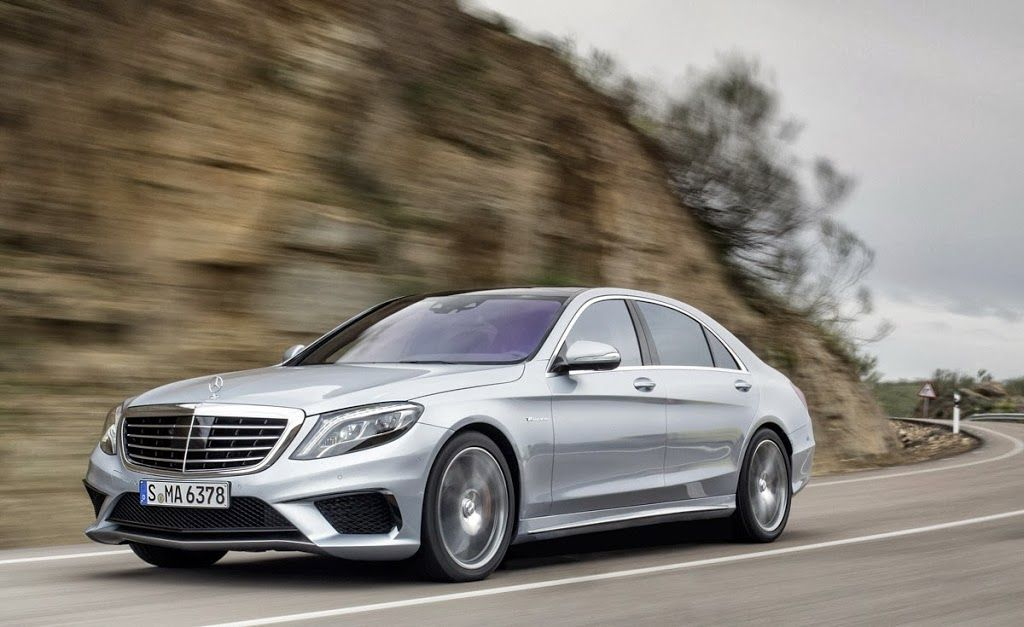 Νέα Mercedes Benz S-Class AMG