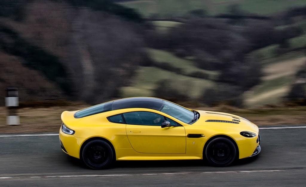 Aston Martin Vantage S η πιο γρήγορη μέχρι την επόμενη