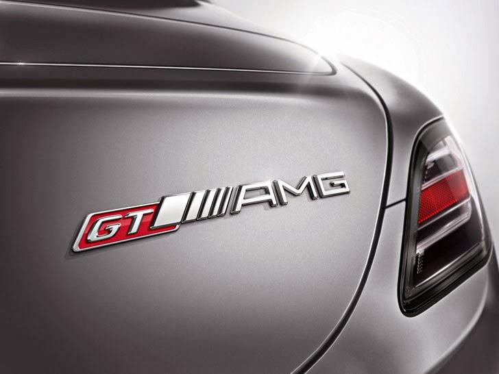 Το 2016 η Mercedes Benz AMG GT