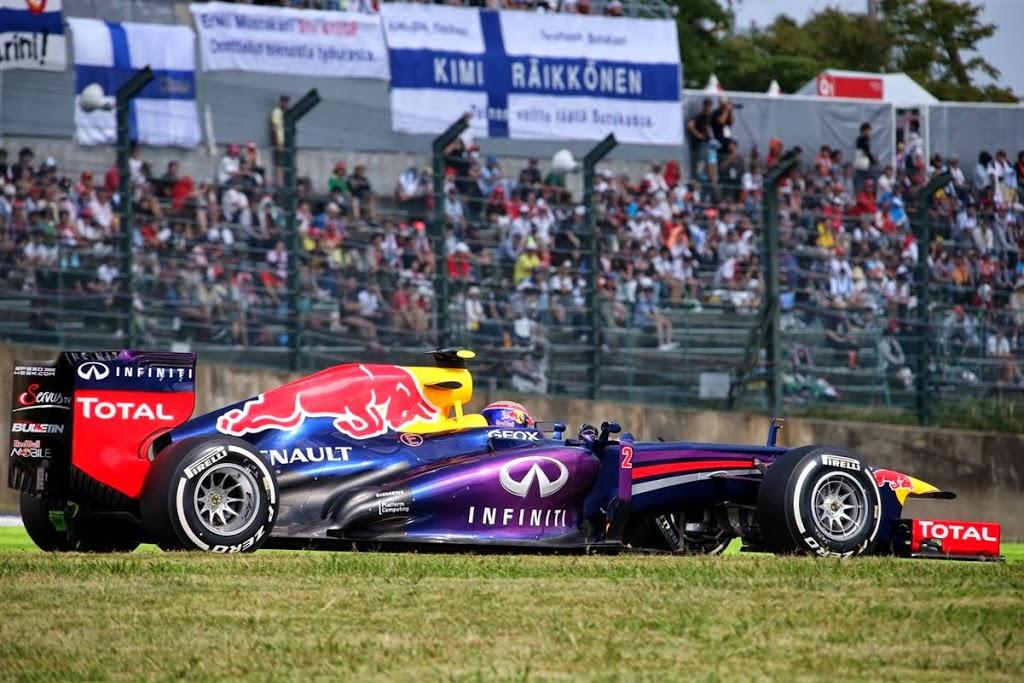 Ο Webber την Pole position