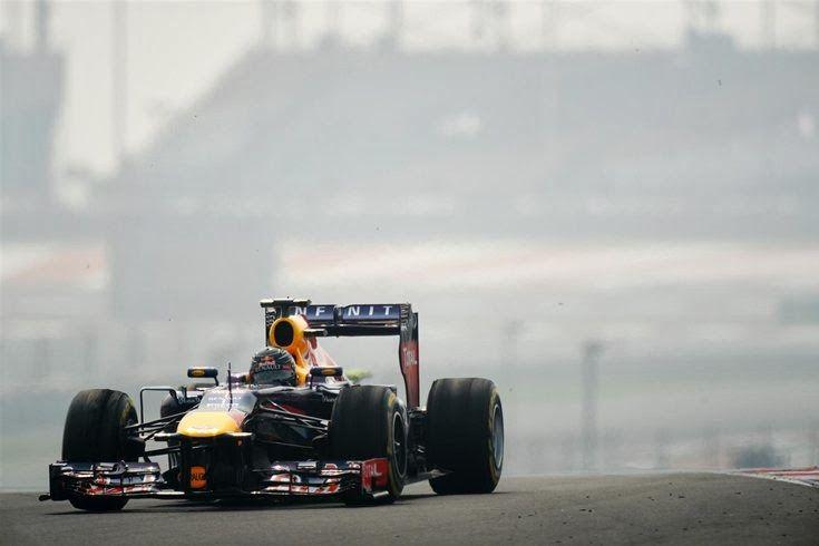 Ο Sebastian Vettel την Pole position στην Ινδία