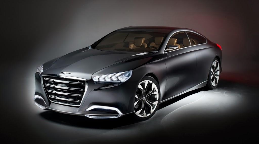 Νέο πολυτελές Hyundai concept car