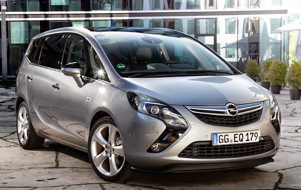 Opel Zafira Tourer με 200 ίππους