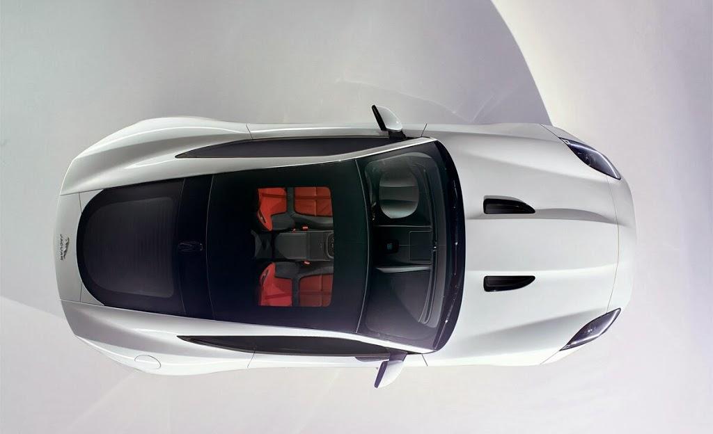 Αποκάλυψη Jaguar F-Type Coupe