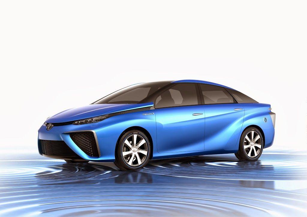 Όχημα της Toyota με υδρογόνο