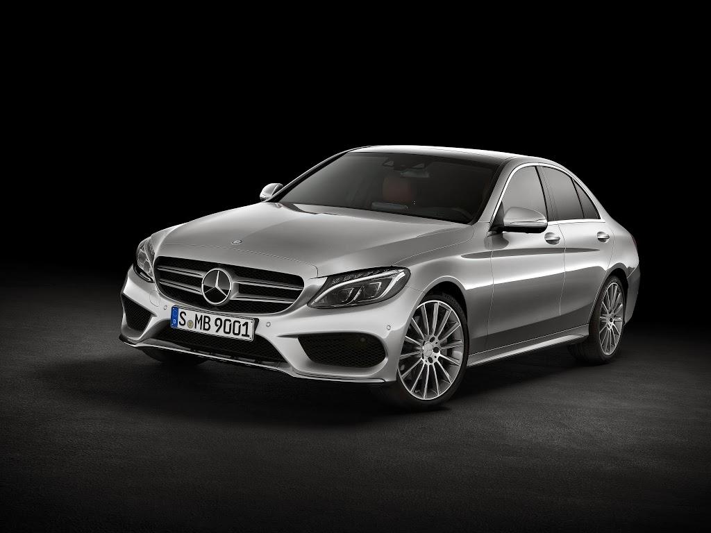 Αποκαλύφθηκε η νέα Mercedes C-Class