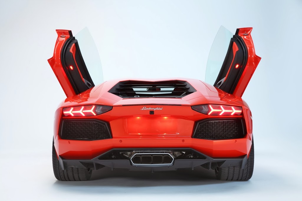 Αύξηση πωλήσεων για τη Lamborghini