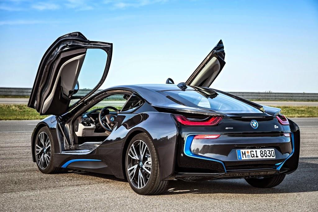 Η BMW i8 έτοιμη για διάθεση