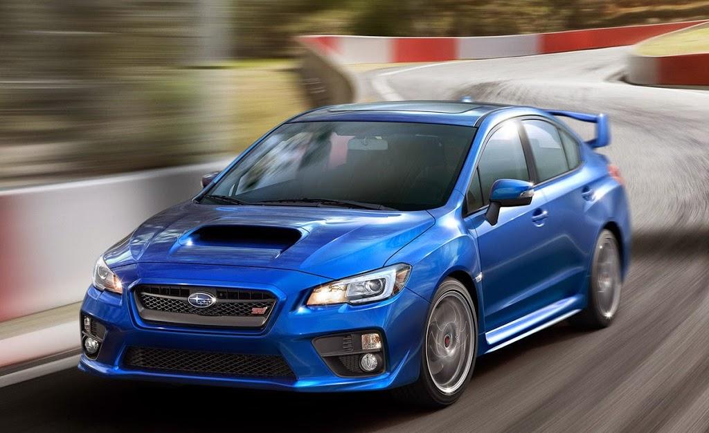 Η τιμή του νέου Subaru Impreza WRX STI