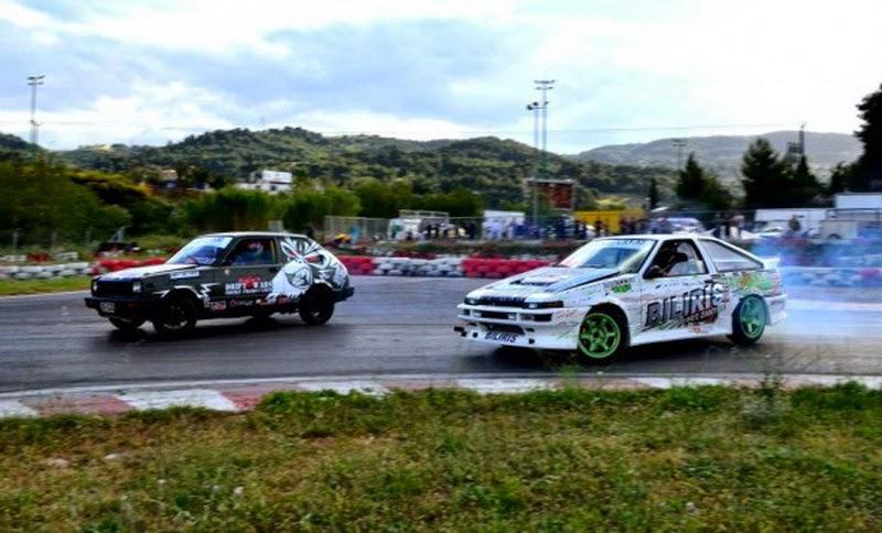 1ος Αγώνας GREEK DRIFT STARS GP & 1ος Αγώνας Επάθλου HTTC