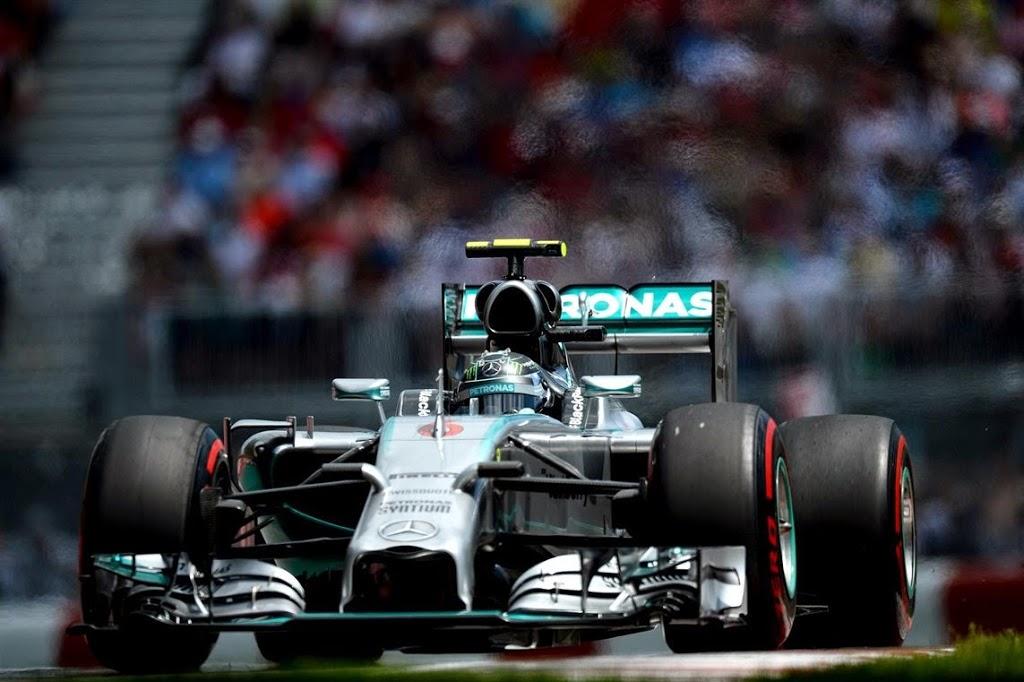 Ο Rosberg poleman στον Καναδά