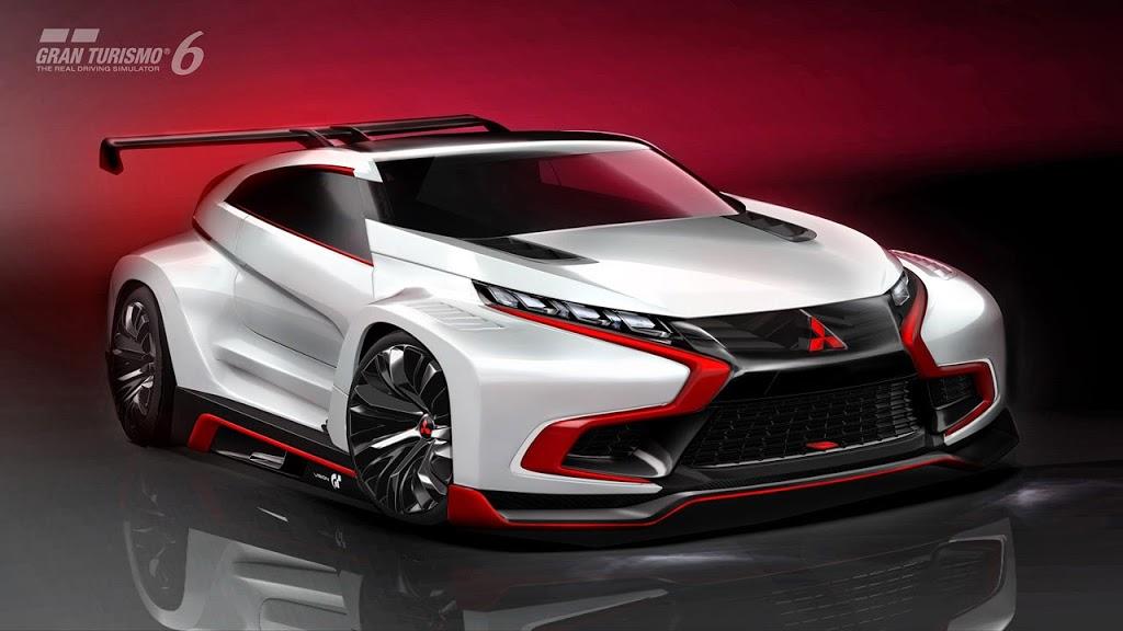 Το Vision της Mitsubishi για το Gran Turismo 6