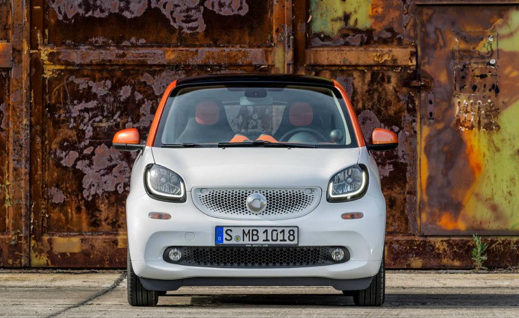 Το Smart με turbo κινητήρα στην ελληνική αγορά