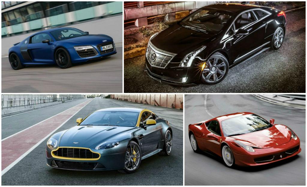 best beautiful cars 1