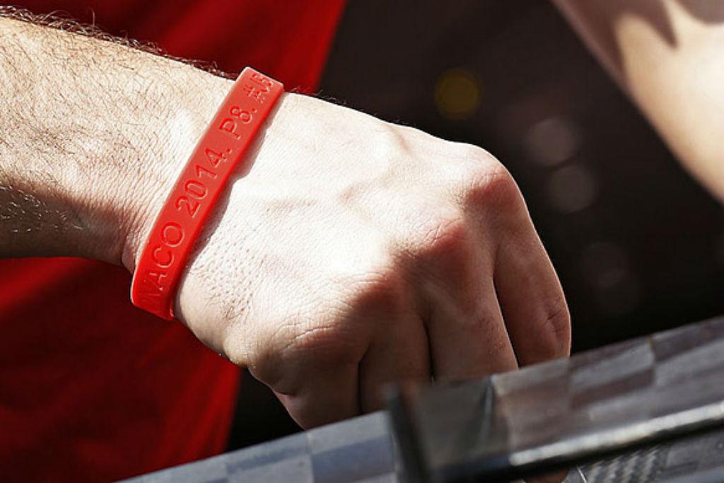 Φόρος τιμής στο Jules Bianchi