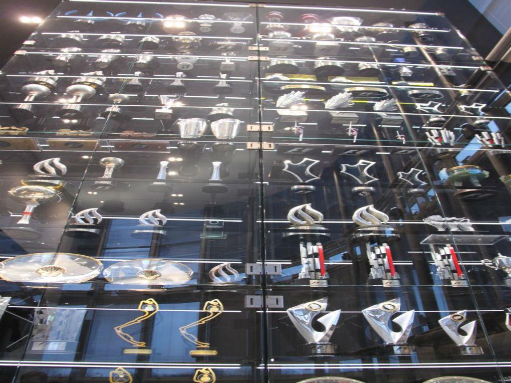 Βρέθηκαν οι κλέφτες των τροπαίων της Red Bull Racing