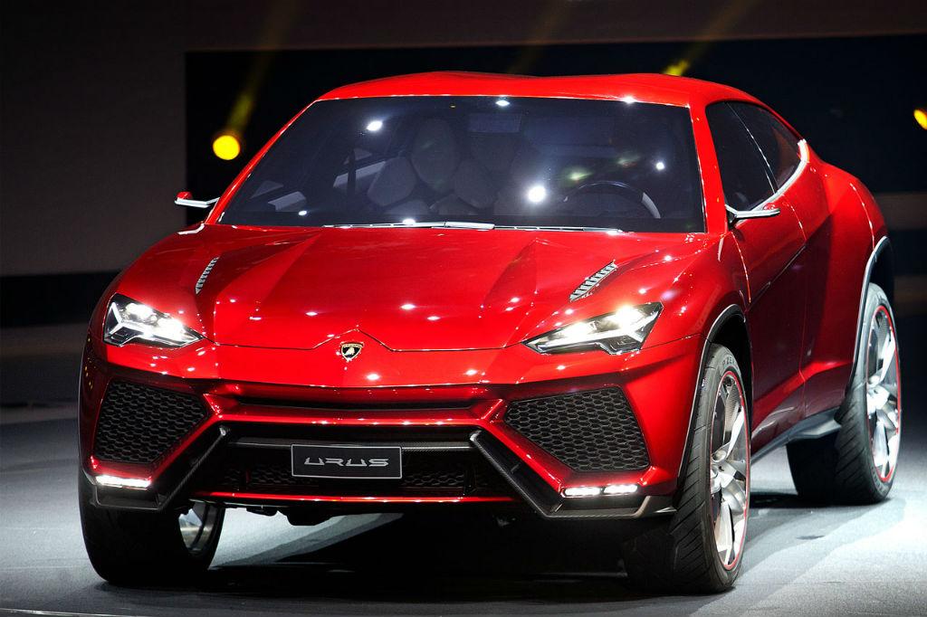 Πράσινο φώς για τη Lamborghini Urus