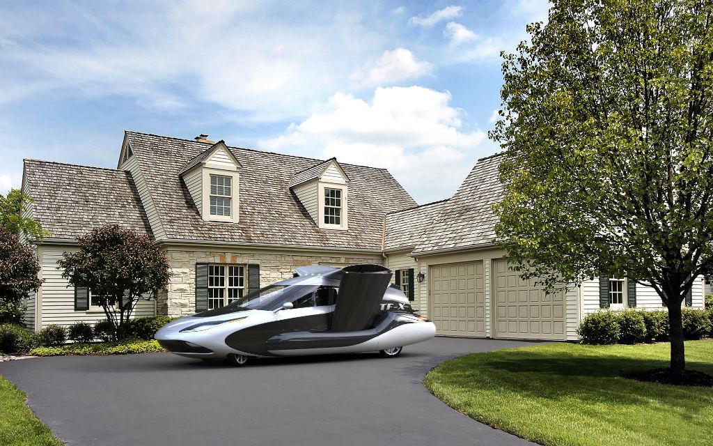 Το ιπτάμενο όχημα του μέλλοντος