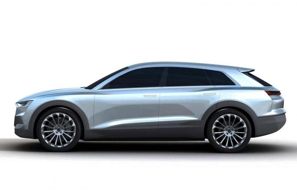 Συνεργασία της Audi με την LG και τη Samsung για το E6 e – tron