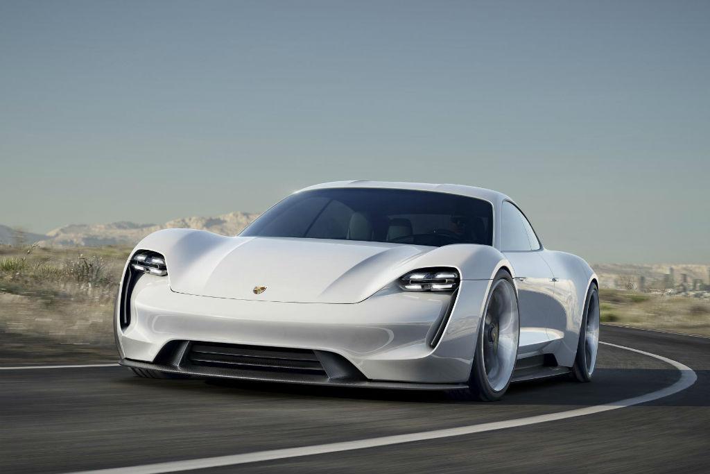 Η ηλεκτροκίνητη Porsche