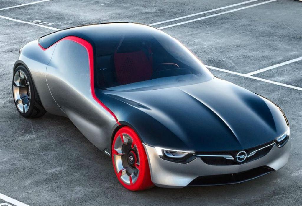 Η Opel αποκάλυψε το GT Concept