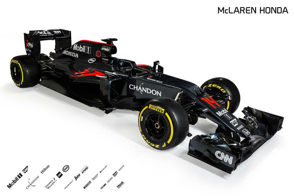 McLaren – Honda MP4 – 31