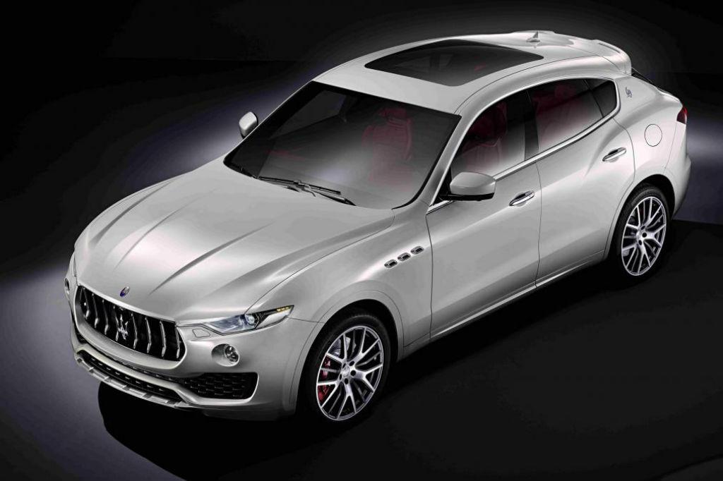 Το SUV της Maserati