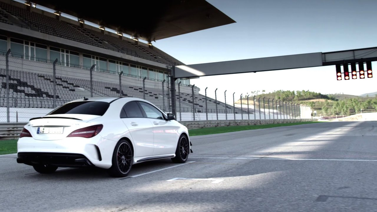 Video: Mercedes – AMG CLA και AMG CLA Shooting Brake