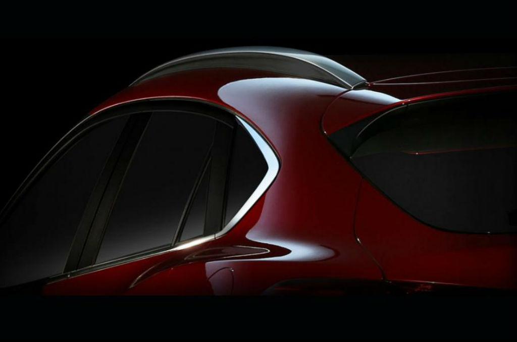 Αποκάλυψη για το Mazda CX – 4 στο Πεκίνο