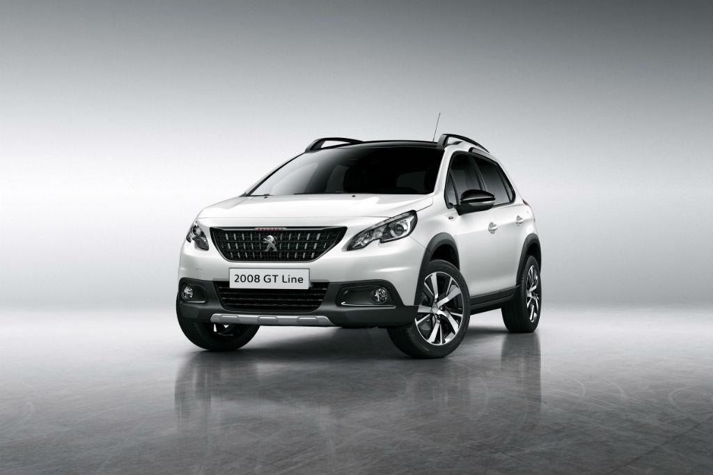 Αέρας ανανέωσης για το Peugeot 2008