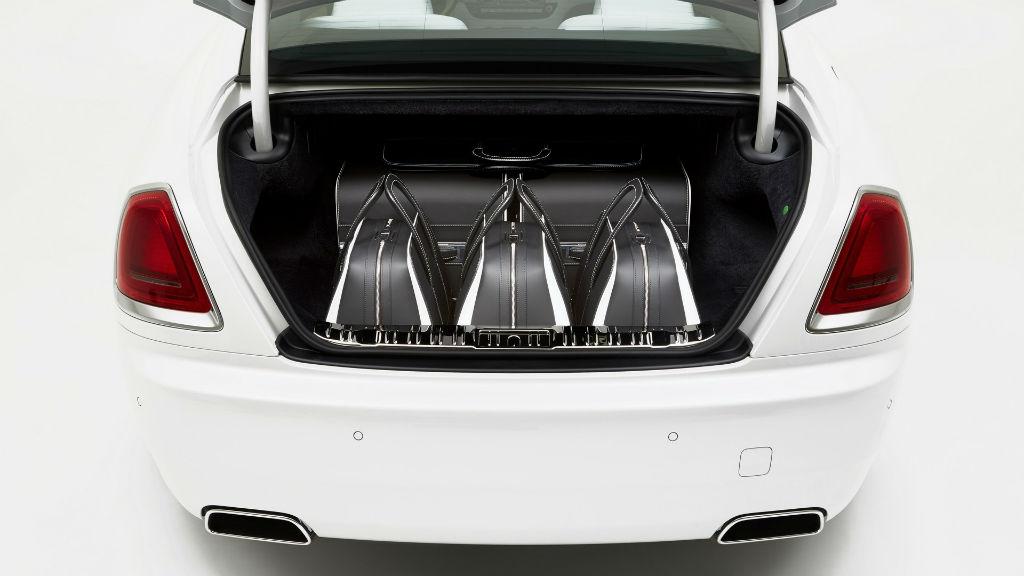 Αποσκευές πολυτελείας από τη Rolls – Royce
