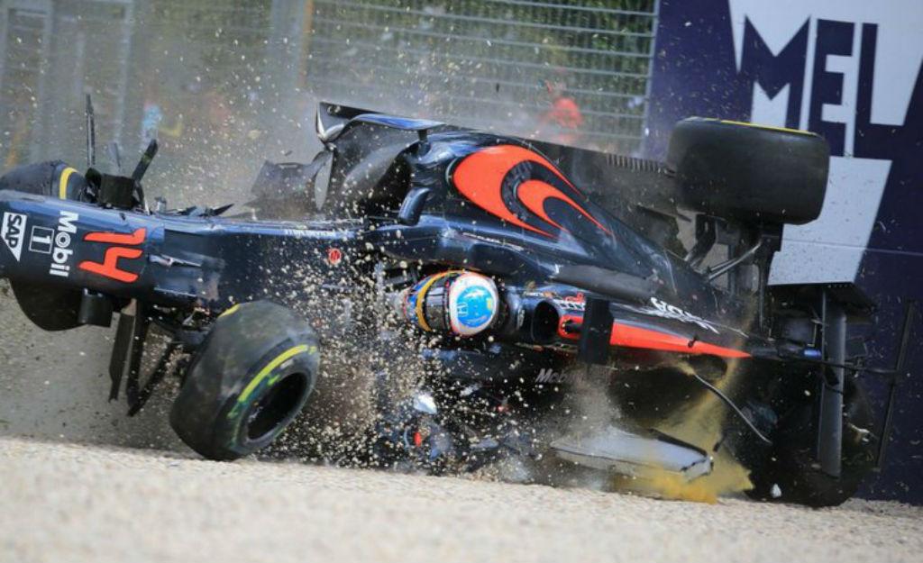 46G η δύναμη που δέχτηκε ο Alonso στην Αυστραλία
