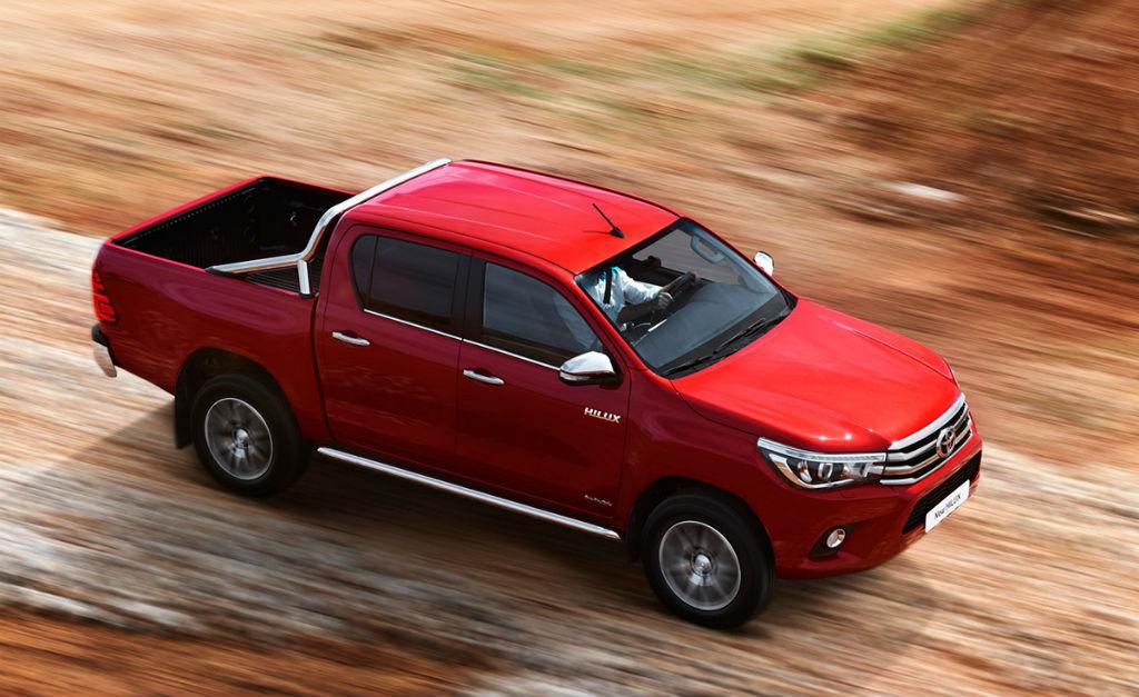 Το νέο Toyota Hilux από 23.185€