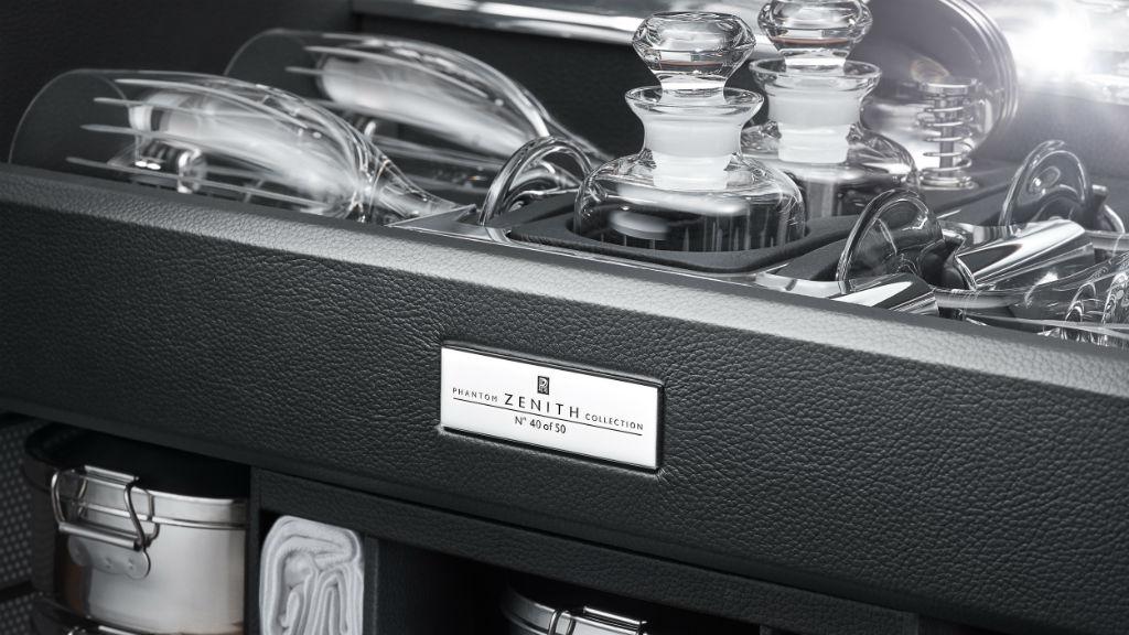 Μία ακόμη ένδειξη πολυτέλειας από τη Rolls – Royce