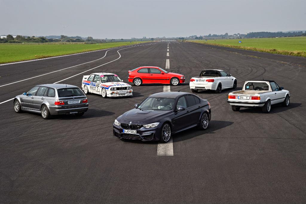 30 χρόνια BMW M3, ο θρύλος συνεχίζεται
