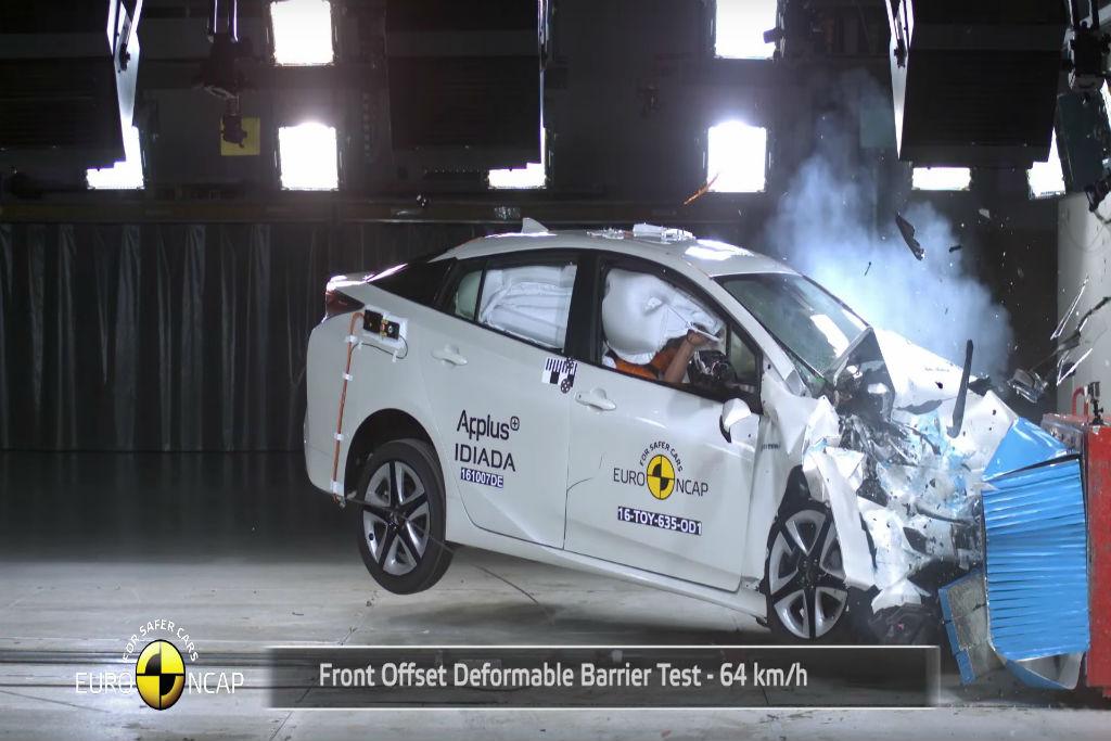 Τα καλύτερα μοντέλα του Euro NCAP