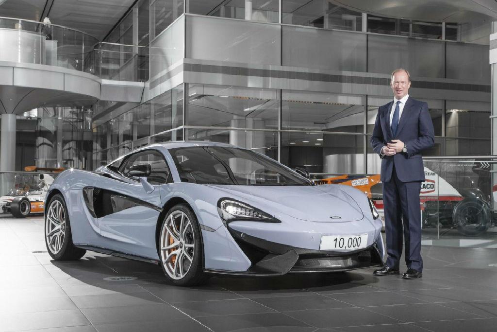 10.000 McLaren