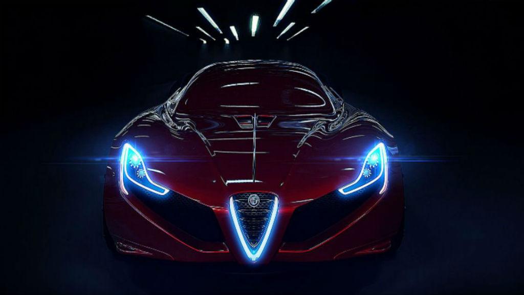 Το C18 Concept της Alfa Romeo