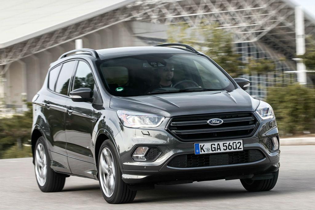 Ford Kuga από 22.095€