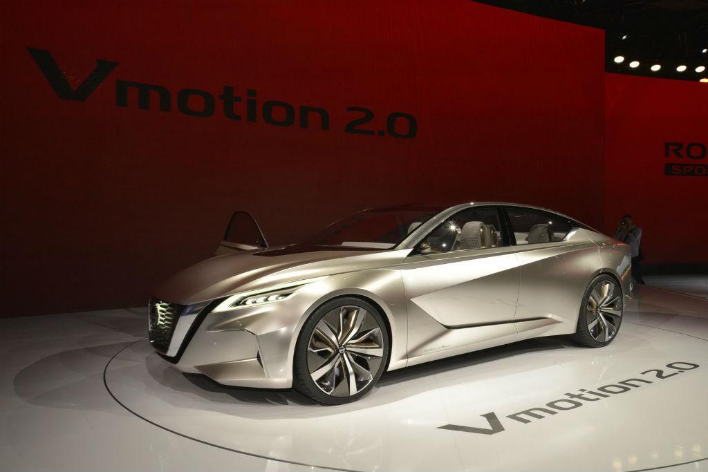 Το εντυπωσιακό Vmotion 2.0 της Nissan