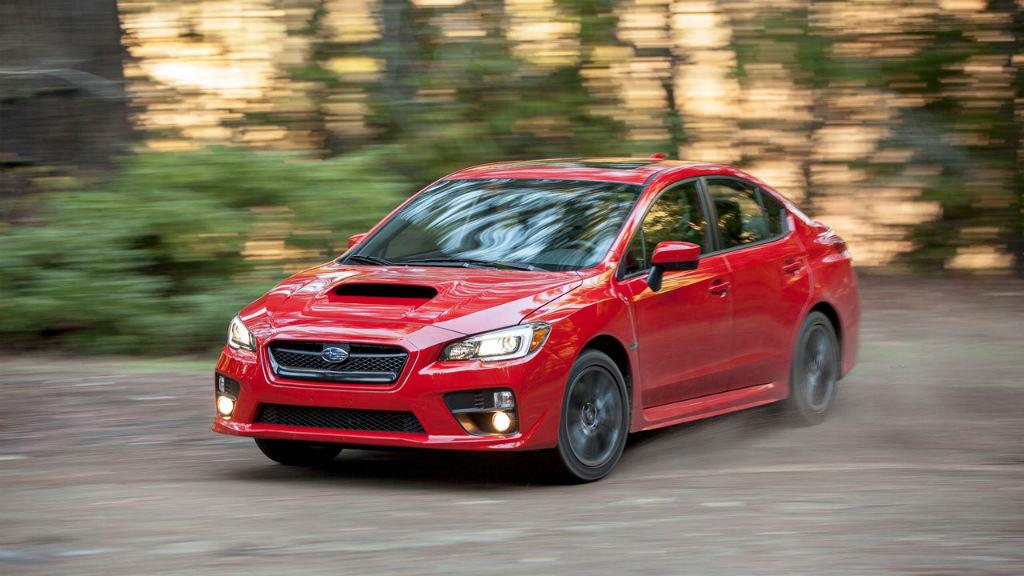 Νέο Subaru Impreza WRX το 2020