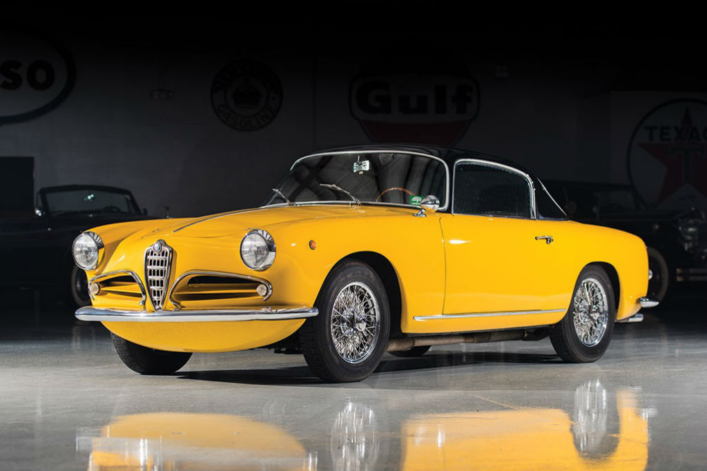 Alfa Romeo 1900C SS Coupe By Touring