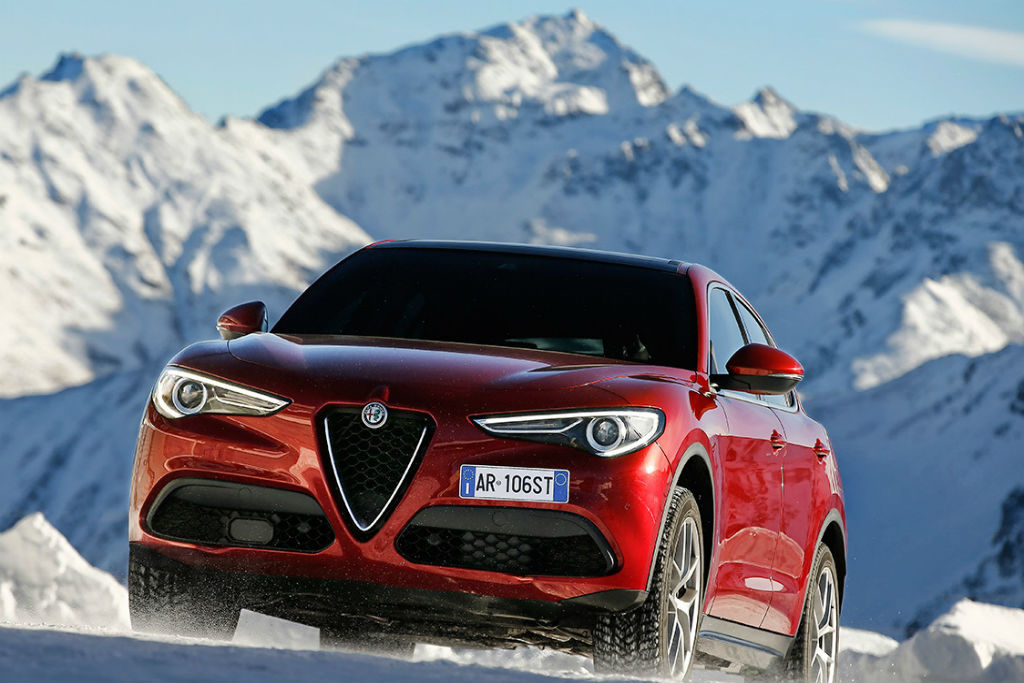 Διαθέσιμη η Alfa Romeo Stelvio στη χώρα μας