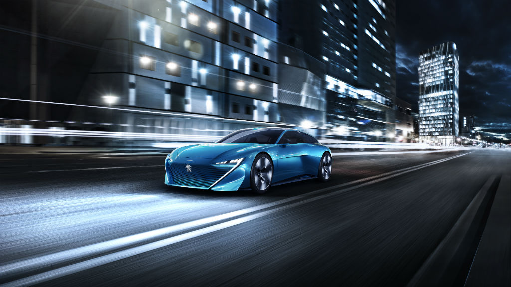 Τα νέο ένστικτο της Peugeot