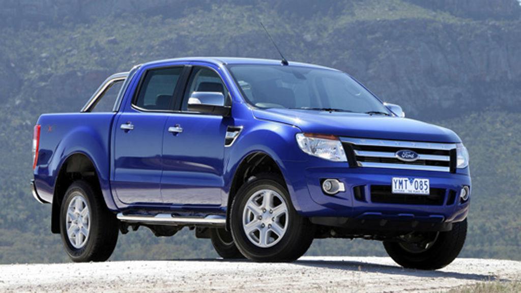 Ανακαλούνται 371 Ford Ranger