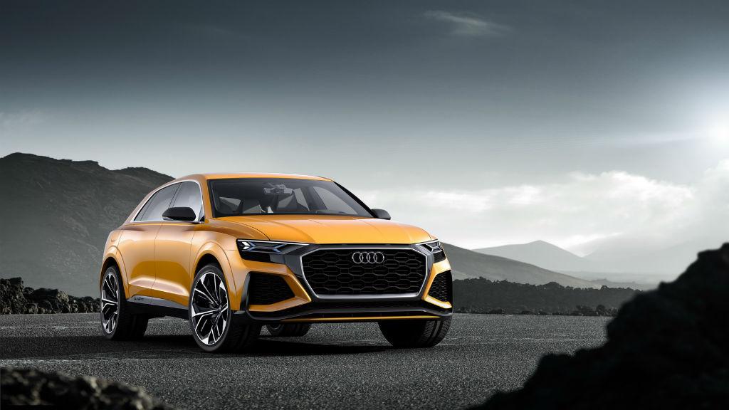 Νέο Audi Q8 Sport Concept