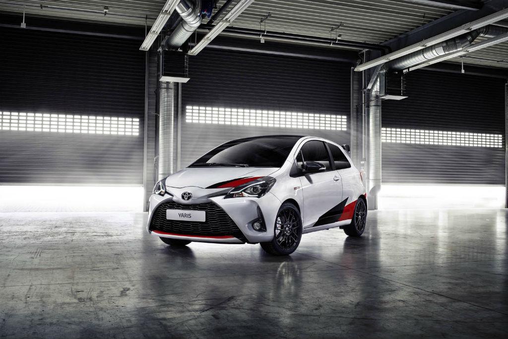 Νέο Toyota Yaris με 205 ίππους