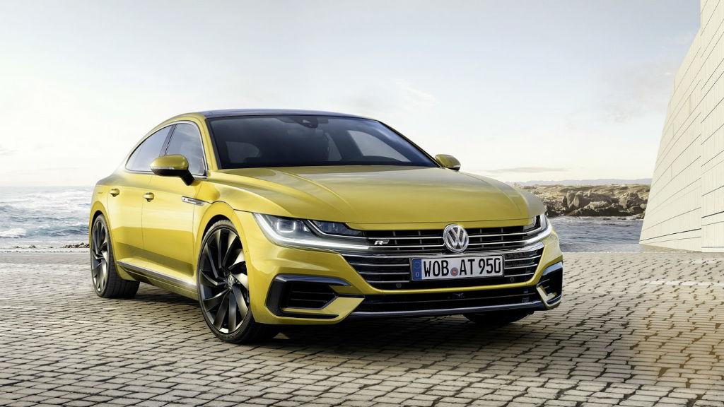 Το νέο τετράθυρο Coupe της Volkswagen