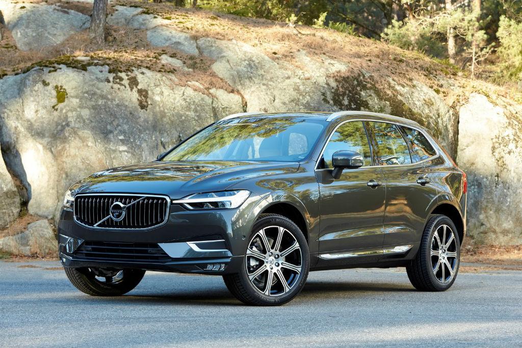 Νέο XC60 από τη Volvo